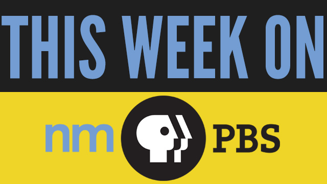 This week on New Mexico PBS logo